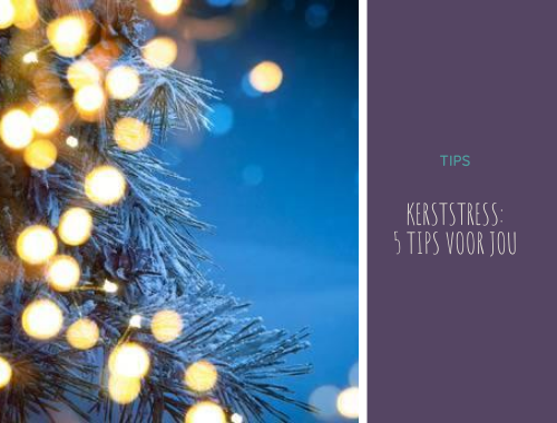 tips kerststress