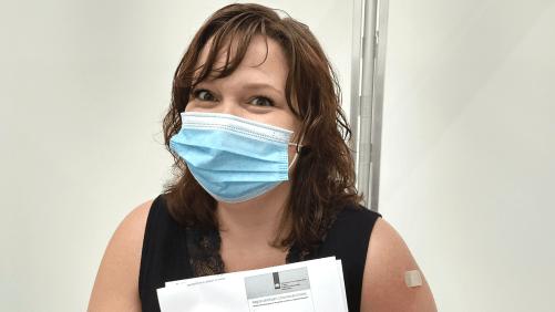 gevaccineerd