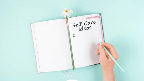 zelfzorg ideeën