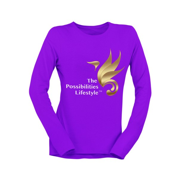 The Possibilities Lifestyle™ Women's Long Sleeve T-Shirt
