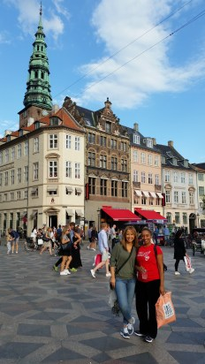 Day 1 in Copenhagen.