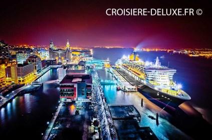 Queen Mary 2 - croisière Cunard 7