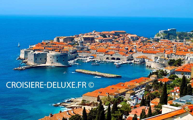 Dubrovnik - croisière Croatie
