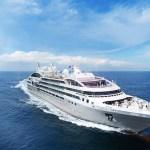 Le Lyrial : bateau de la compagnie de croisière de luxe Ponant