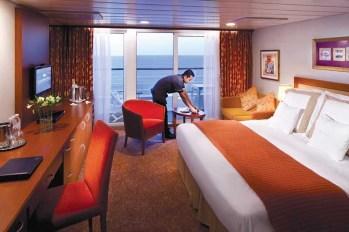 Club Continent Suite du navire Azamara Quest