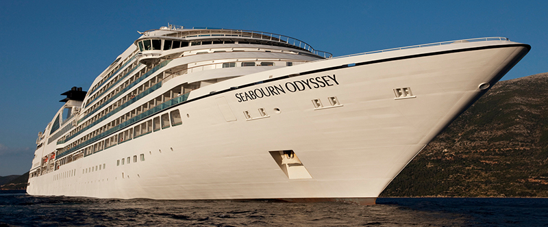 seabourn odyssey bateau de la compagnie lux seabourn cruise line. Black Bedroom Furniture Sets. Home Design Ideas