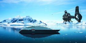 Yacht de la compagnie Scenic