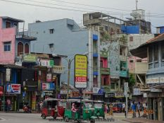 Croisière tour du monde Escale à Colombo au Sri Lanka