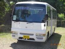 Notre 1er bus qui a rendu l'âme