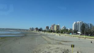 Puerto Madryn- La plage et la ville