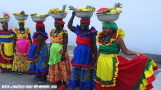 Escale à Cartagena en Colombie accueil traditionnel