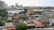 Escale à Cartagena en Colombie vue de la forteresse de San Felipe 3