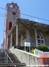 Escale à St Georges île de la Grenade Eglise de Sauteur