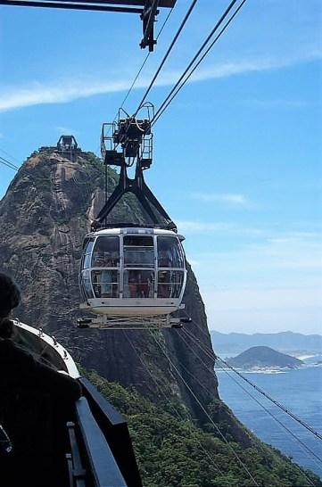 Le Pain de Sucre Rio de Janeiro