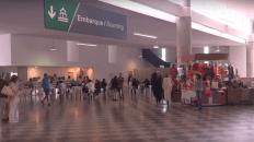 Croisière tour du monde Australe 2017 Le terminal de croisière du port de Valparaiso