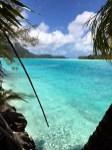 Croisière tour du monde Austral 2017 Costa Croisières Jacques Charles suite d'escale à Bora Bora