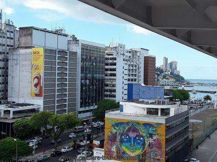 Escale à Salvador de Bahia