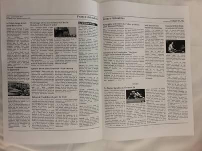 Un journal en Français 2