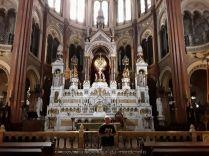 Escale à Buenos Aires en Argentine Basilica Santisimo Sacramento, Cathédrale