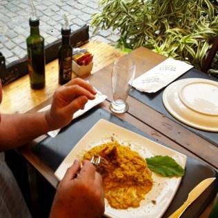Escale à Buzios au Brésil la cuisine locale