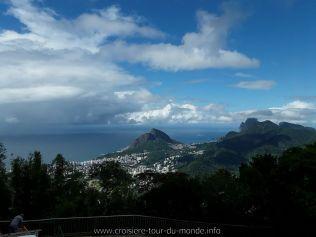 Escale à Rio de Janeiro au Brésil