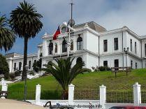 Museo Maritimo Nacional de Valparaiso au Chili