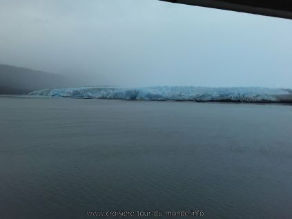 Glaciers Pio XI et Escale à Puerto Montt Chili