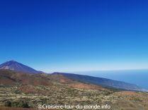 Croisière tour du monde 2019 Escale à Santa Cruz de Tenerife