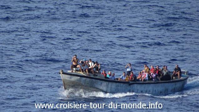 Croisière tour du monde 2019 île de Pitcairn