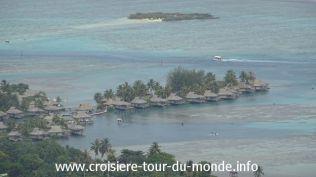 Croisière tour du monde 2019 Moorea