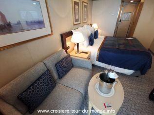 Croisière tour du monde 2019 Escale à Singapour J2 Le Queen Victoria