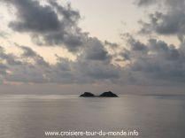 Croisière tour du monde 2019 Victoria île de Mahé République des Seychelles