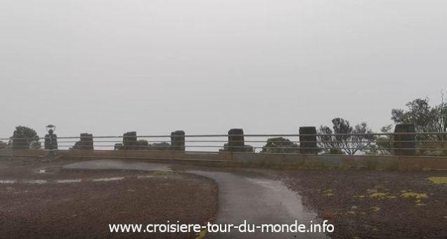 Croisière tour du monde 2019 escale à la Réunion