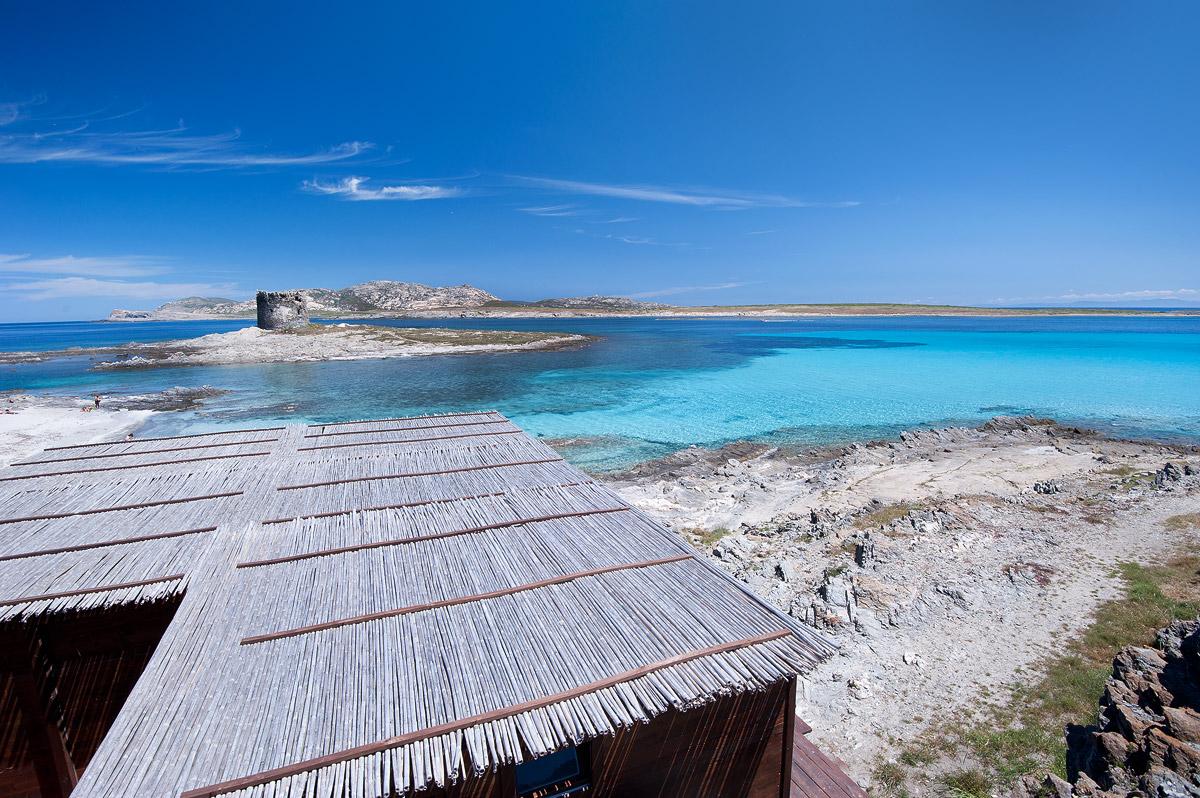 Belle crique en Corse