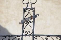 Lézignan-la-Cèbe - Croix de Mission - Place de la Croix de Mission