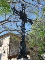 Caussiniojouls - Croix de Mission (5)