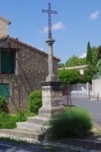 Espondeilhan - Rue Notre Dame des Pins - Rue du Château - D15 (4)