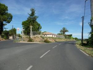 Pouzolles -Avenue de Gabian - D146 - Avenue de Fouzilhon (1)
