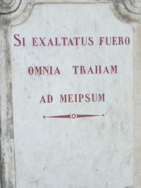 Tourbes - Croix de mission - Place de l'église (7)