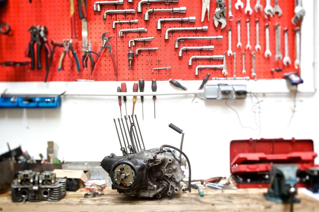 croix rousse moto | garage moto lyon