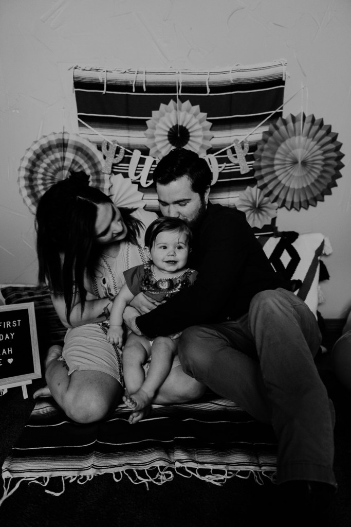 Delilah and Parents