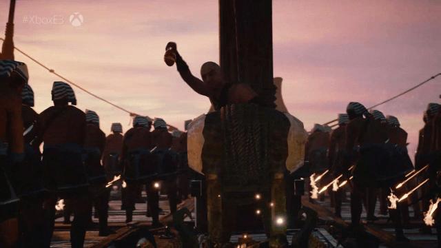 Origins é oficial e chega em outubro — Assassin's Creed