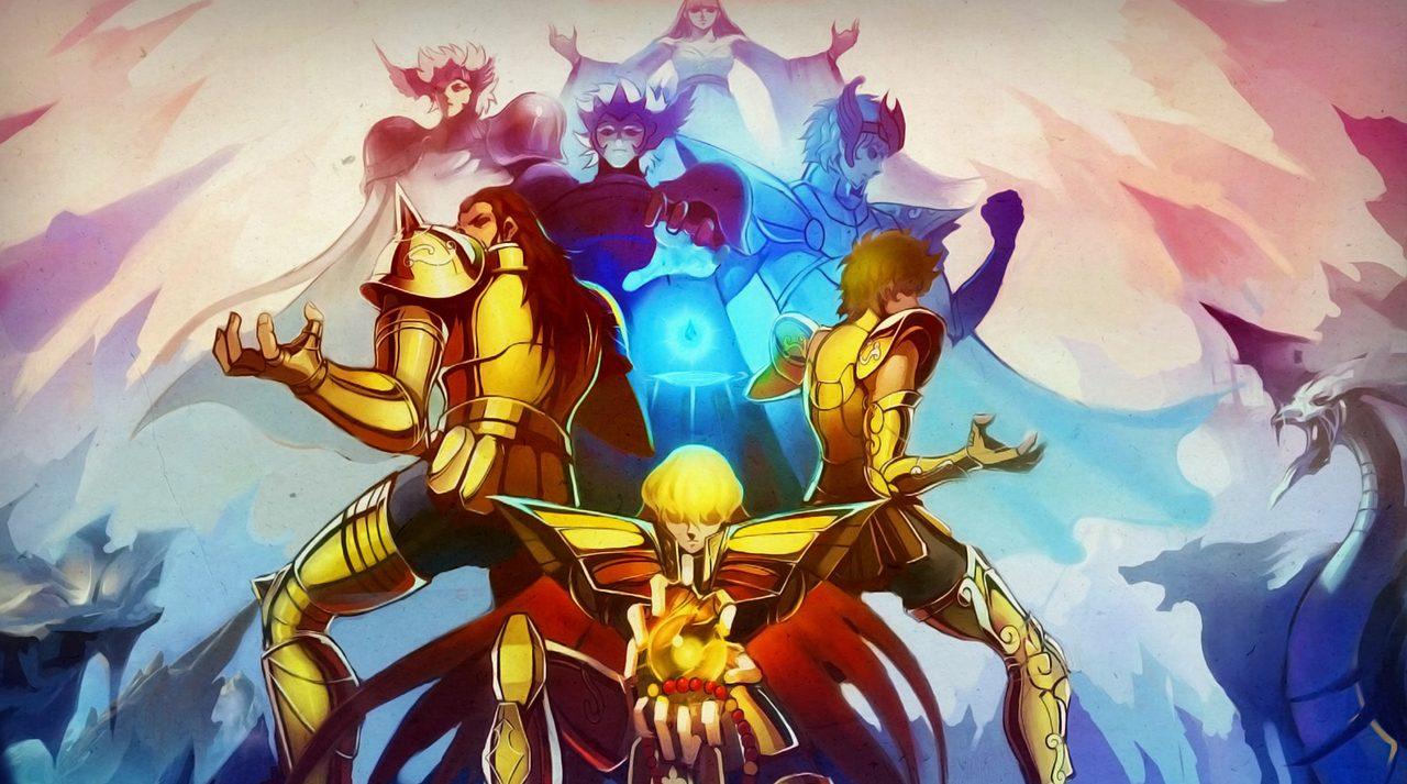 Anunciado MMORPG Cavaleiros do Zodíaco