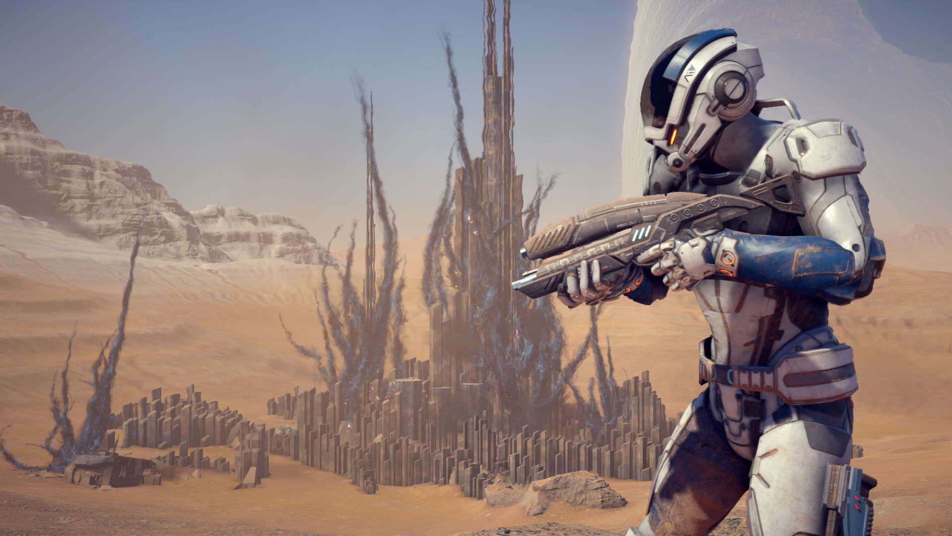 Mass Effect Andromeda já está disponível no EA Access e Origin Access