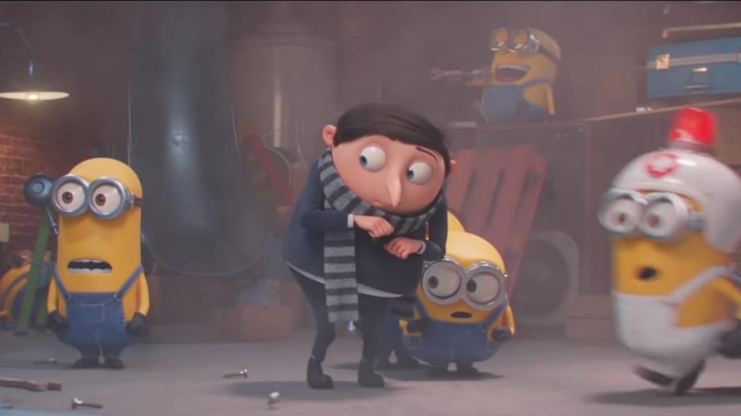 Teaser de Minions 2 mostra Gru criança