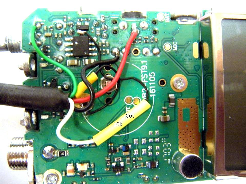Modifying The UV82 For Allstar