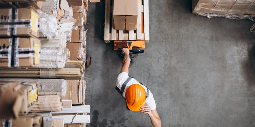 working-in-warehouse