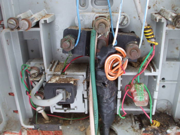 telephone junction box wiring diagram pioneer nex centurylink great installation of how to install a dsl line rh cromwell intl com outside