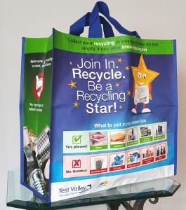 multi-trip recycling bag