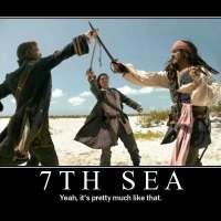 Due o tre cose sul gioco di ruolo che ho imparato da 7th Sea